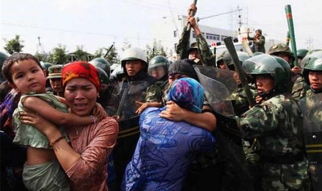 سازمان جهانی نفی خشونت: اقدام به تحویل و بازگرداندن معارضان مسلمان ایغور به دولت چین به شدت نگران کننده است