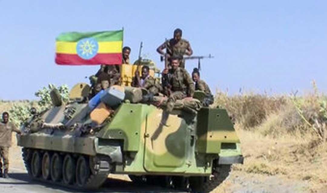 سازمان جهانی نفی خشونت عملیات تروریستی در کشور اتیوپی را شدیداً محکوم میکند