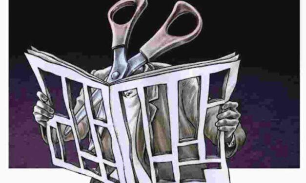 بیانیه سازمان جهانی نفی خشونت به مناسبت روز جهانی آزادی مطبوعات