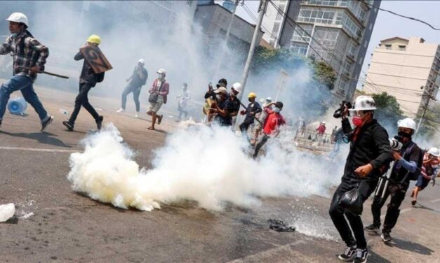 سازمان جهانی نفی خشونت: سازمان ملل نسبت به فجایعی که در میانمار رخ میدهد مسئولیت پذیر باشد و مسئولانه عمل کند