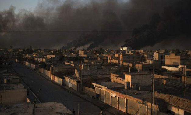 Investigation on Mosul Circumstances