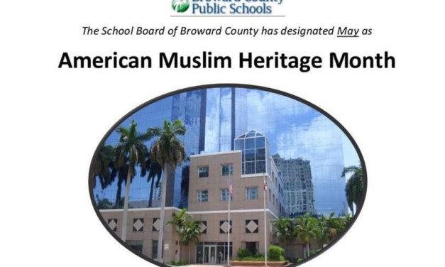 American Muslim Heritage Month in Florida