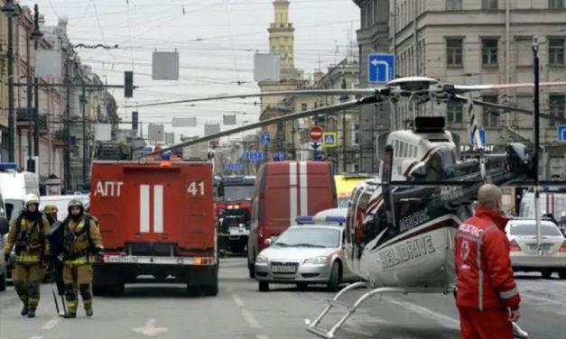 St. Petersburg Subway Bombing