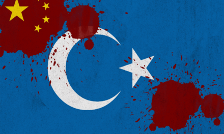 East Turkestan Occupation