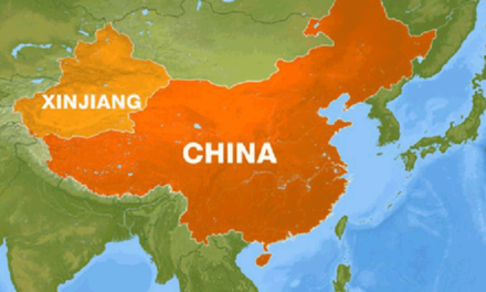 Condemning violence against Uyghurian Muslims in China