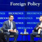 Defense Policy; a conversation with Congressman Seth Moulton