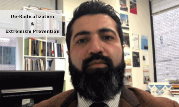 De-Radicalization & Extremism Prevention