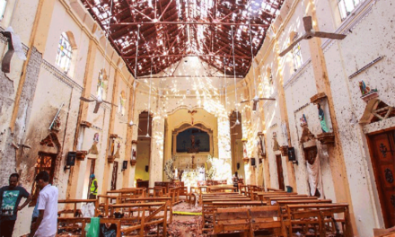 Freemuslim Association Strongly Condemns Terrorist Attacks in Sri Lanka