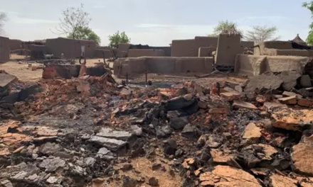 Attacks in Dogon Mali