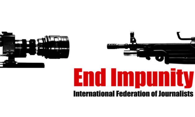 End Impunity for Crimes Against Journalists