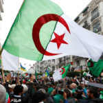 Protests in Algeria