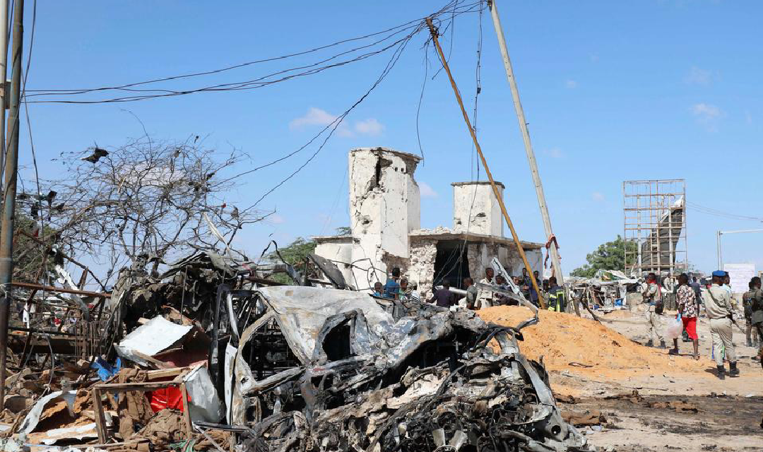 Freemuslim Condemns Bombing in Mogadishu