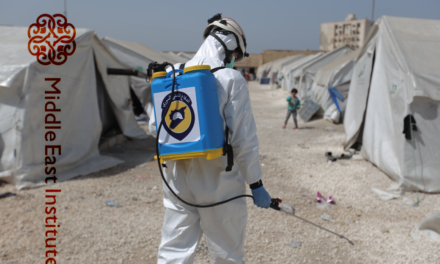 Biological Warfare and Pandemics in the Middle East