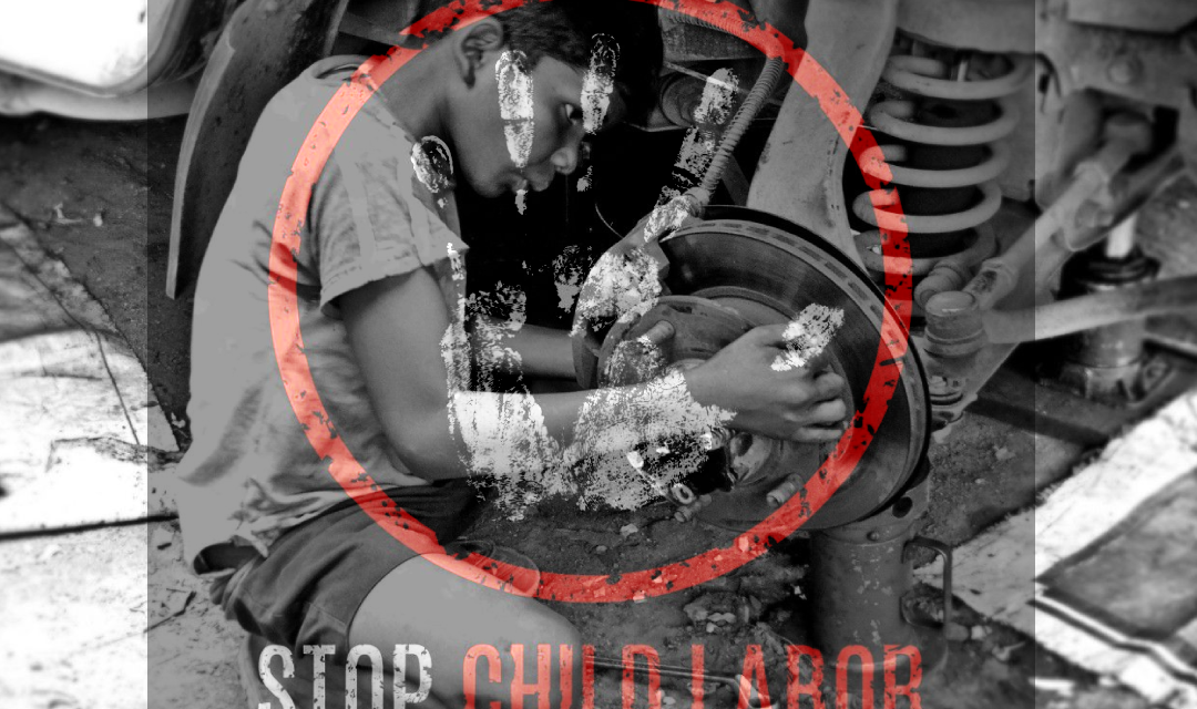 International Day Against Child Labor