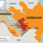 Conflict on the Armenia and Azerbaijan border