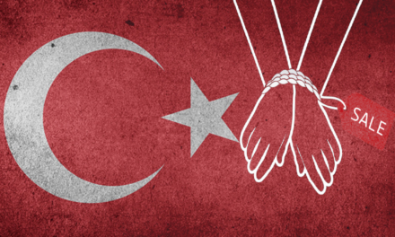 Human Trafficking in Turkish Controlled Regions
