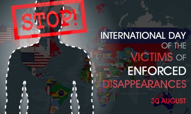 International Day of the Victims of Enforced Disappearances