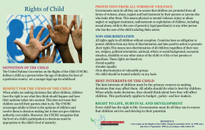 Rights of Child
