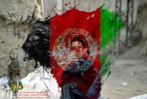 hananeh-afghan-flag